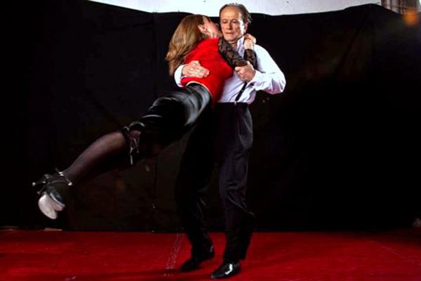 Stravaganza - Ulrike Schladebach und Stephan Wiesner, Foto: Katja Schrader