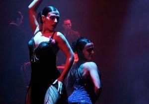 Nett anzusehen sind sie, die Tänzerinnen, Foto: Manuel Navarro